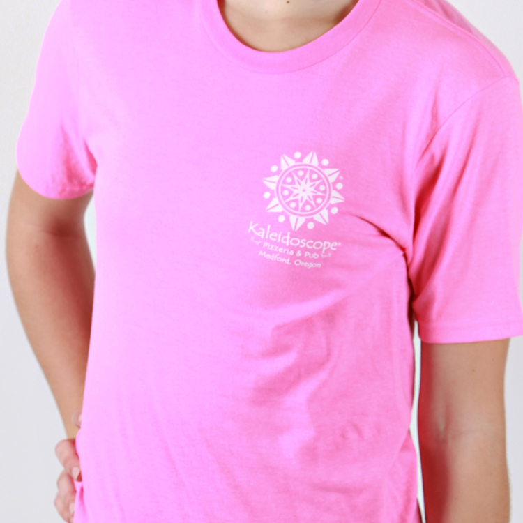Solid Shirt – Pink