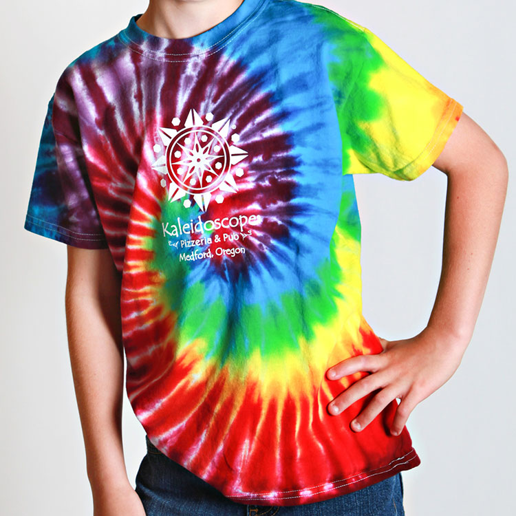 Youth Rainbow Spiral
